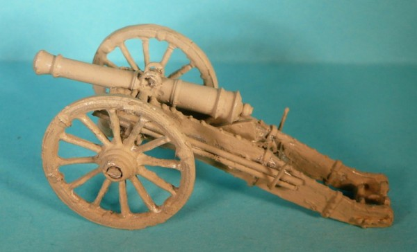 Russische Mittlere 12-Pfund-Kanone nach dem Arakcheev-System (1805 - 1815)