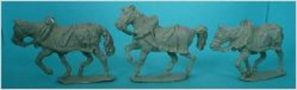 Österreichisches Pferdegespann (1700 - 18159