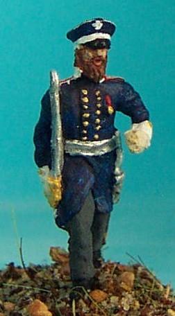 Preußische Landwehr - Offizier (1813 - 1815)