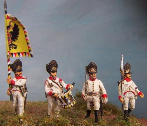 Österreichisches Command Set - Deutsche Grenadiere