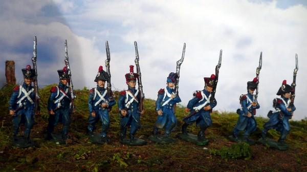 Französische Marine-Artilleristen (1813 - 1814)