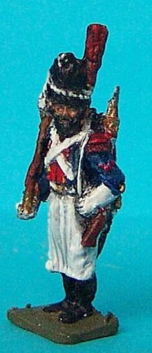 Französischer Sapeur (1812 - 1815)