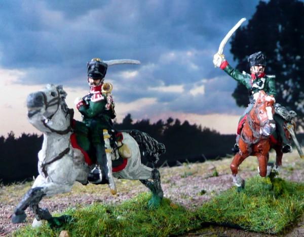 Preußische Reitende Jäger - Command Set (1813 - 1815)
