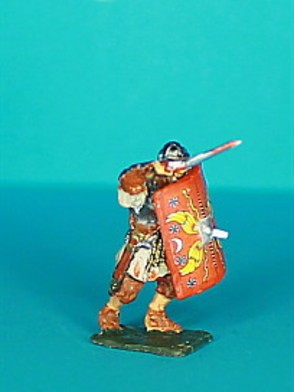 Römische Legionäre (im Nahkampf)