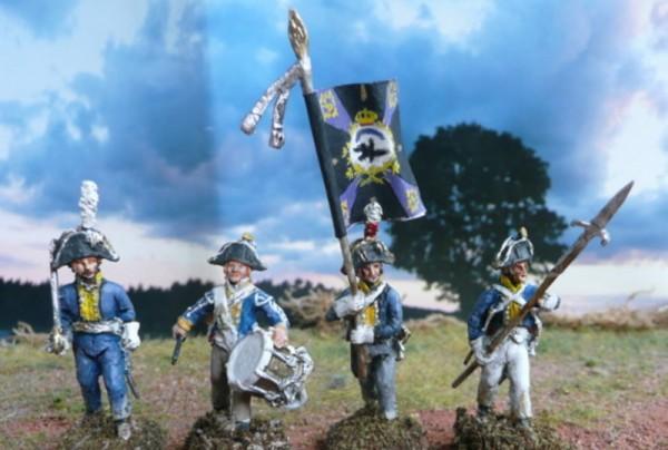 Preußen - Command Set
