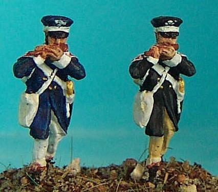 Preußische Landwehr - Pfeifferjungen (1813 - 1815)