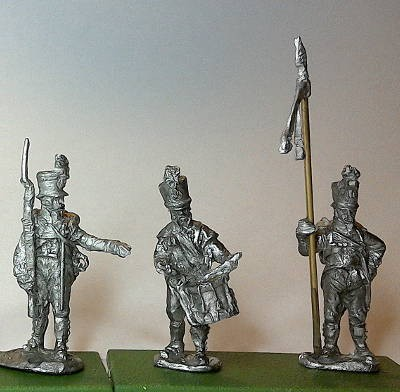 Deutsch-Österreichische Infanterie - Command Set (1810 - 1815)