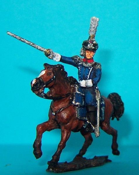 Französischer Infanterie-Offizier