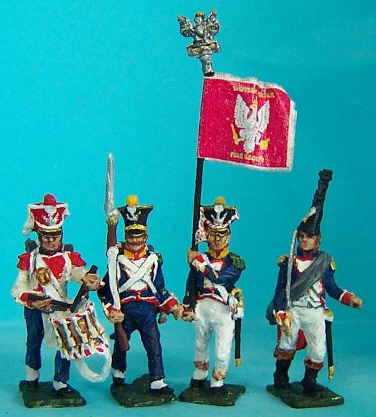 Polnisches Command Set (1809 - 1814)