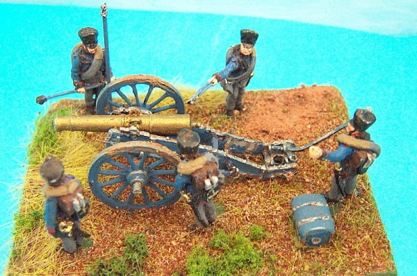 Preußische 12-Pfund-Kanone