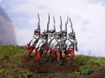 Ungarische Linien-Infanterie