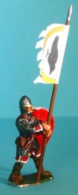Normannischer Fahnenträger