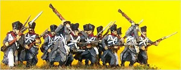 Preußische Linieninfanterie (1813 - 1815)