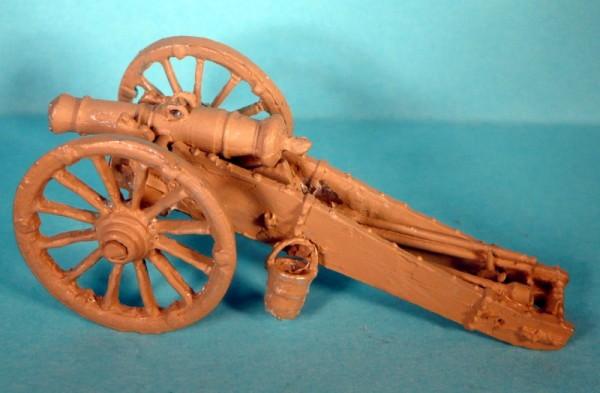 Russische 20-Pfund-Haubitze Unicorn nach dem Arakcheev-System (1809 - 1815)