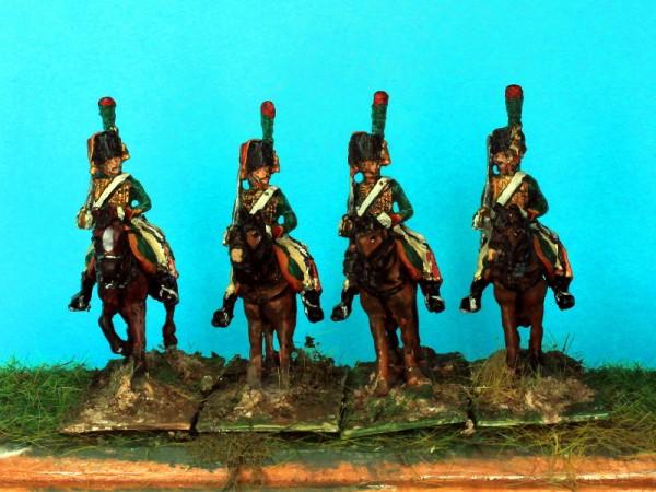 Französische Chasseurs de la Garde (1805 - 1815)