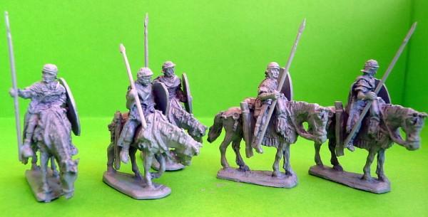 Römische Auxiliar-Kavallerie (abwartend)