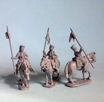 Ostpreußische National-Kavallerie - Mannschaften (1813 - 1815)