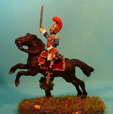 Französischer Karabinier - General (1812 - 1815)
