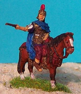 Römischer Auxiliar-Kavallerist - Decurio