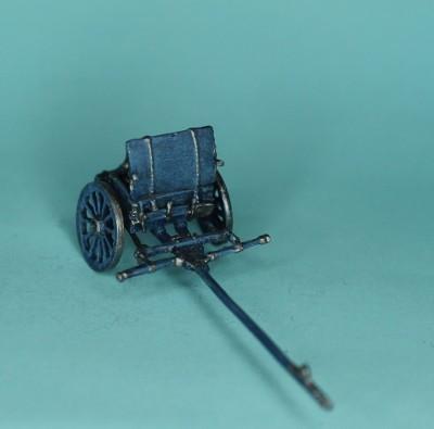 Preußische Protze für 6-Pfund-Kanone