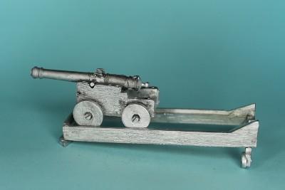 Französische 16-Pfund-Kanone
