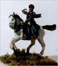 Marschall Blücher zu Pferd (1813 - 1815)