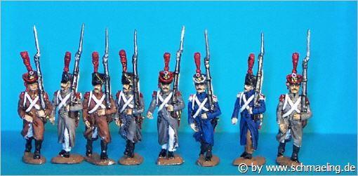 Französiche Linieninfanterie - Grenadiere