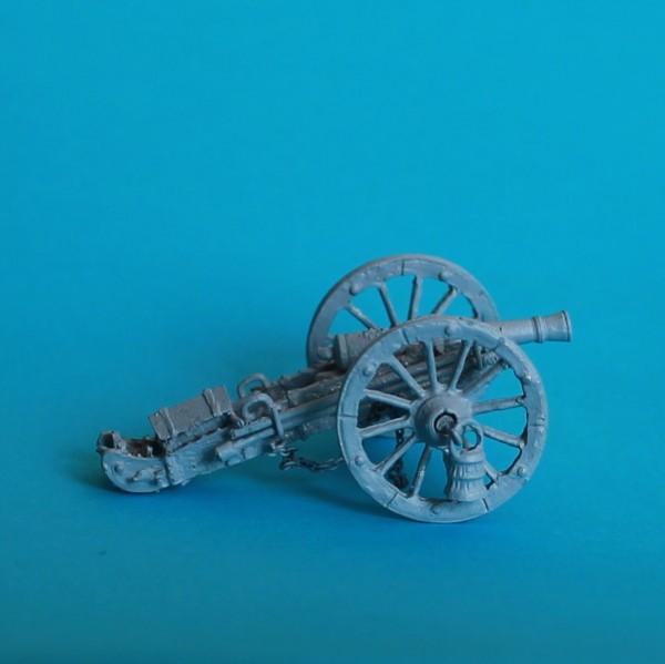 Französische 6-Pfund-Feldkanone (1803 - 1815)