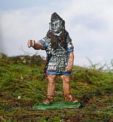 Römischer Standartenträger (mit Schild)