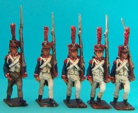 Französische Grenadiere der Linie (1809 - 1814)