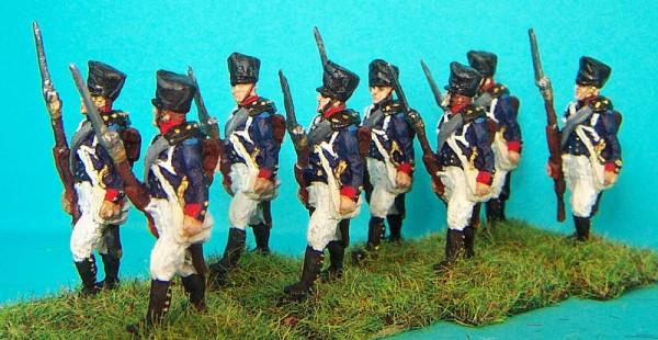 Preußische Linieninfanterie - (1813 - 1815)