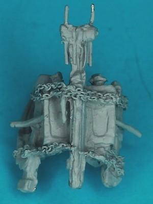 Römischer Skorpion (Pfeilkatapult)