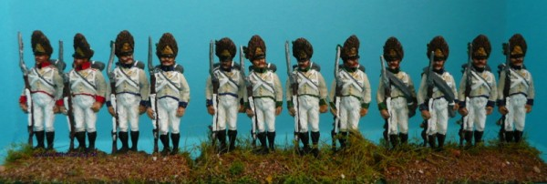 Deutsch-Österreichische Grenadiere (1805 - 1815)