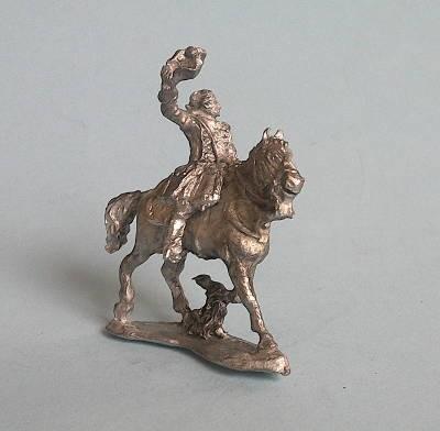 Hannoveraner Regiments-Kommandeur (1740 - 1763)