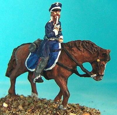 Preußischer Landwehr-Offizier