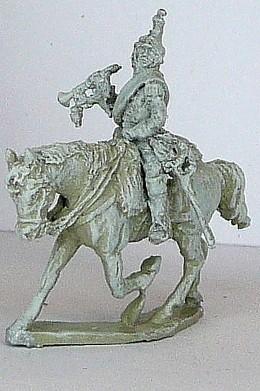 Französischer Kürassier - Trompeter (1812 - 1815)