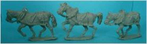 Österreichisches Pferdegespann (1700 - 1815)