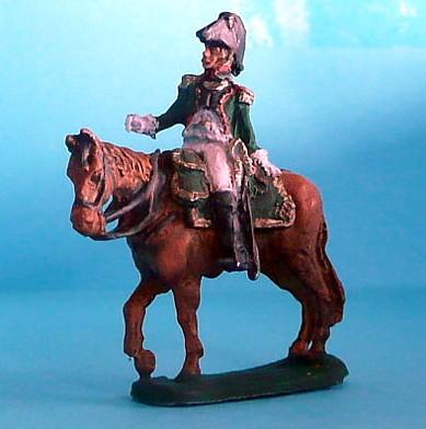 Polnische Regimentskommandeure zu Pferd (1810 - 1813)
