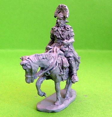 Römischer Centurio (auf dem Pferd sitzend)