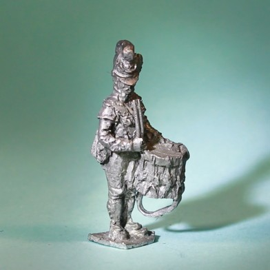 Bayerischer Trommler stehend (1806 - 1808)