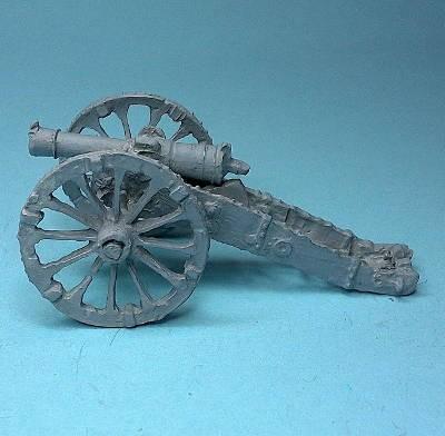Russische leichte 12-Pfund-Kanone (1805 - 1807)