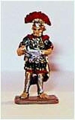 Römischer Centurio bei der Befehlsausgabe