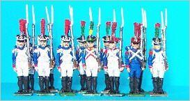 Französische Mittlere Garde - Füsilier-Grenadiere (1809 - 1815)