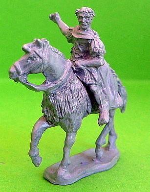 Römischer Kaiser (zu Pferd)