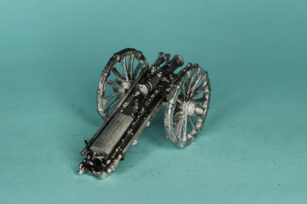 Österreichische 3-Pfund-Kanone (Bausatz)
