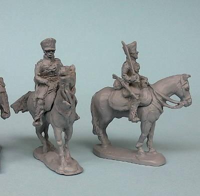 1808 - 1815: Preußische reitende Jäger
