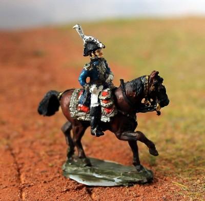 Louis-Alexandre Berthier - französischer kaiserlicher Marschall