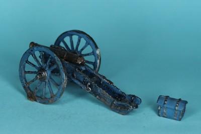 Preußische 6-Pfund-Kanone (1808 - 1815)