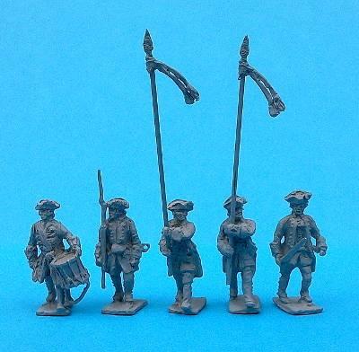 Royal-Baviére Füsiliere - Deutsches Regiment im französichen Dienst