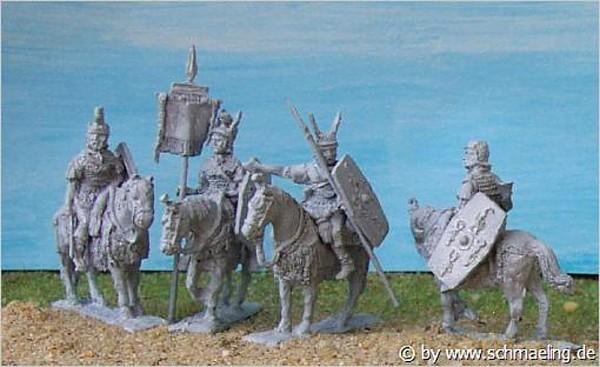 Römische Prätorianer-Kavallerie - Command Set